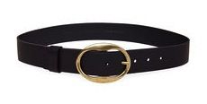 Isabel Marant Isabel Marant Ceylon Leather Belt
