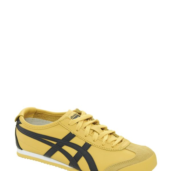 Onitsuka  Tiger Mexico 66 Yellow Sneakers