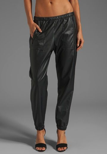 Backstage  Phoenix Faux Leather Pants