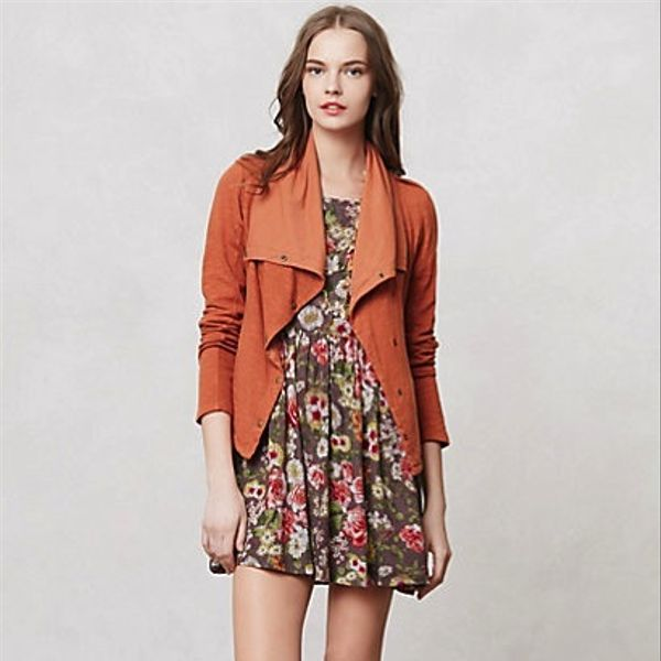 Anthropologie Anthropologie Tavi Moto Jacket