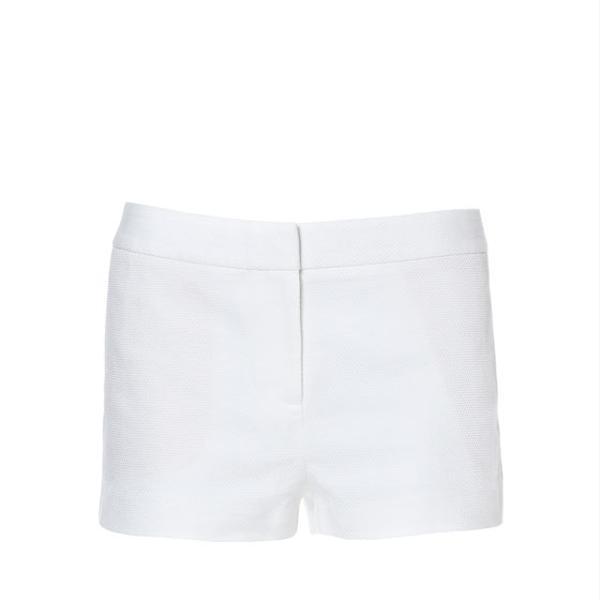 Zara  Pique Shorts