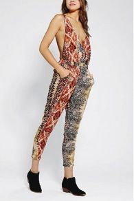 Staring At Stars  Tie-Dye Jumpsuit
