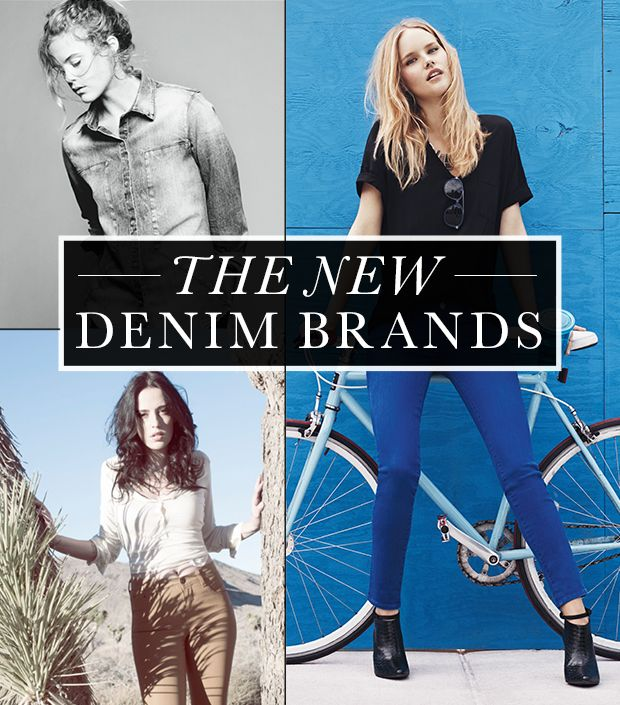 The New Denim Brands You Need To Know About