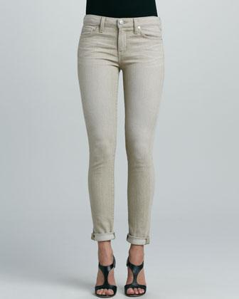 A.N.D. Denim  150 Wears Rolled Skinny Jeans
