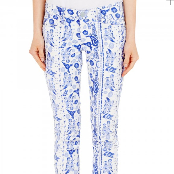 Rebecca Minkoff Bleecker Skinny Jeans