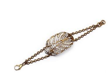 Lulu Frost  Lulu Frost Goldtone Drift Bracelet