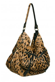 Jerome Dreyfuss  Max Leopard Bag