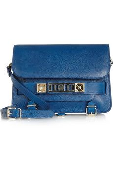 Proenza Schouler  The PS11 Classic Textured Leather Shoulder Bag