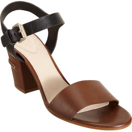 Chloe  Quarter Strap Sandals