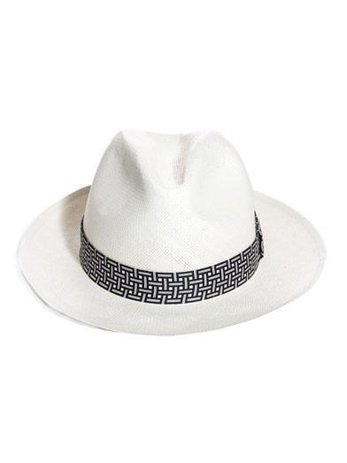 Alexander McQueen  Fedora Hat