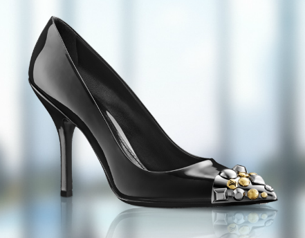 Louis Vuitton  Merit Pumps