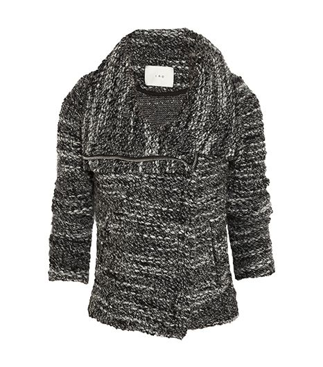 IRO Chanice Sweater Jacket