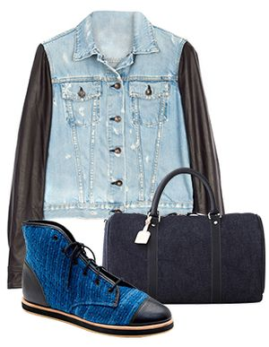 No Jeans Allowed! The Denim Clothing & Accessories On Our Radar