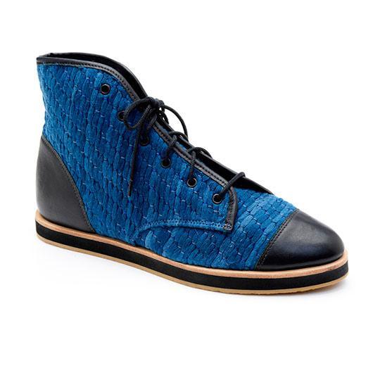 Loeffler Randall  Octavia High Top Sneakers