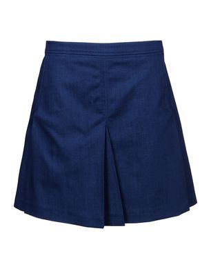 Victoria Beckham  Denim Skirt