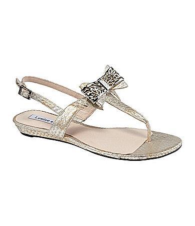 Louise Et Cie  Romo Flat Sandals