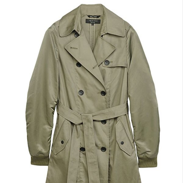 Rag & Bone  Francoise Trench