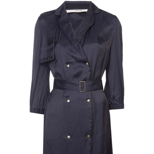 Rhie  Trench Dress