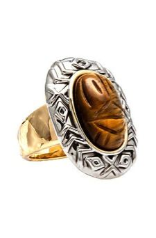 House of Harlow 1960  House of Harlow 1960 The Khepri Ring