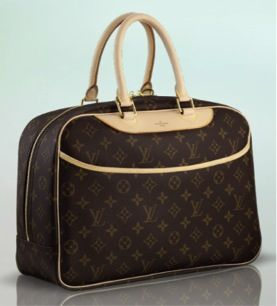 Louis Vuitton Louis Vuitton Deauville Traveller