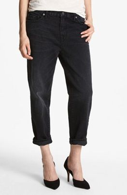 J Brand  J Brand Ace Cropped Boyfriend Jeans