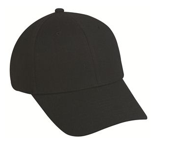 Sport Smart ProFlex Acrylic Wool Fitted baseball Cap