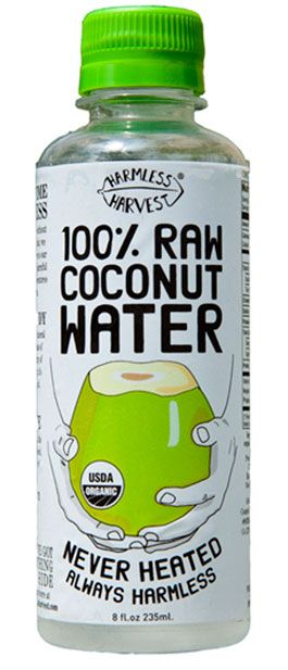 Harmless Harvests Raw Coconut Water