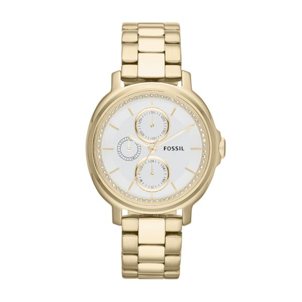 Fossil  Chelsey Multifunction Stainless Steel Watch