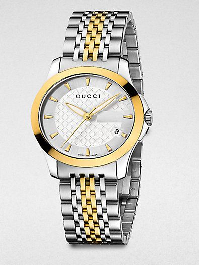 Gucci   PVD Watch