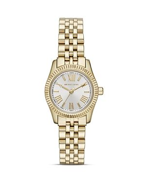 Michael Kors  Mini-Size Lexington Three Hand Watch