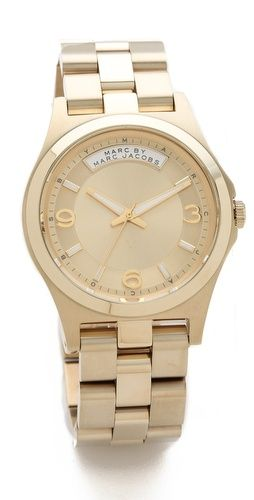 Marc by Marc Jacobs Dave Watch