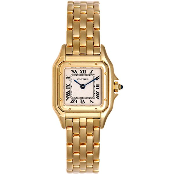 Cartier  Lady's Panther Wristwatch