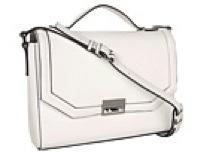 BCBGMaxazria Gemma Whipstitch Shoulder Bag