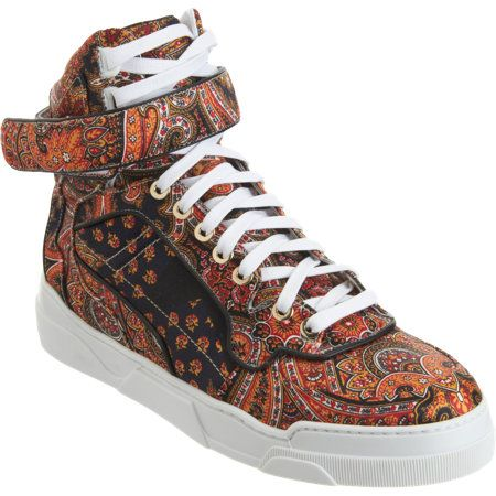 Givenchy  Print High Top