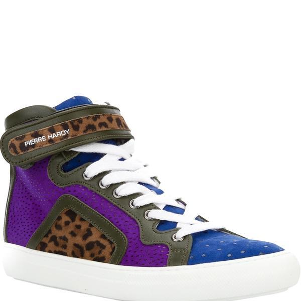 Pierre Hardy  Hi-Top Sneaker