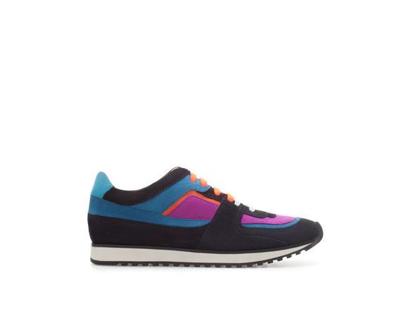 Zara  Basic Sneaker