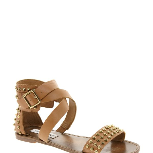Steve Madden  Buddies Stud Gladiator Sandals