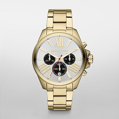 Michael Kors  Wren Chronograph Bracelet Watch