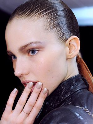 Nail Polish Goes Matte for Fall