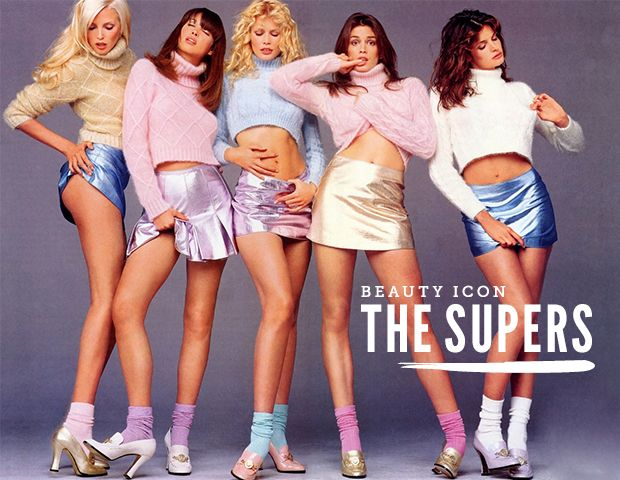 From Naomi to Kate, Channel Your Favourite '90s Models