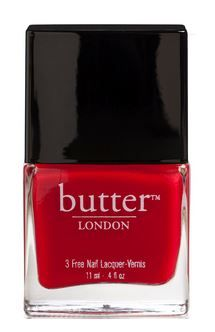 Butter  Come To Bed Red Nail Lacquer