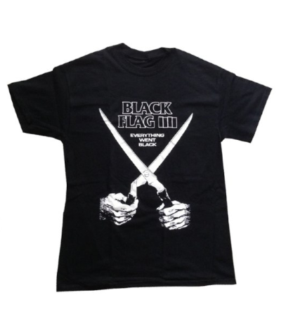 Black Flag  Everything Went T-Shirt