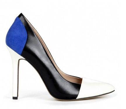 Sole Society Sole Society Blakeley Colorblock Pumps