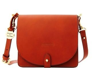Dooney & Bourke Dooney & Bourke Double Gusset Mini Flap Crossbody