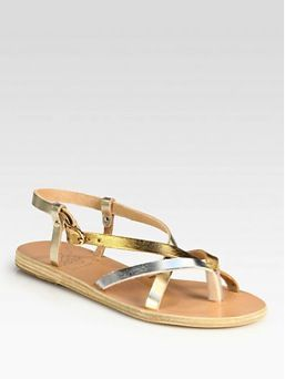 Ancient Greek Sandals Ancient Greek Sandals Semele Leather Sandals