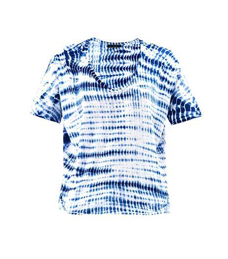Velvet  Tie-Dye T-Shirt