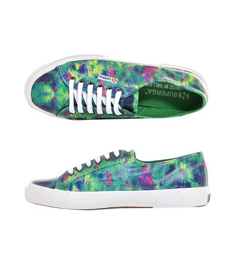 Superga x House of Holland  2750 Trainers