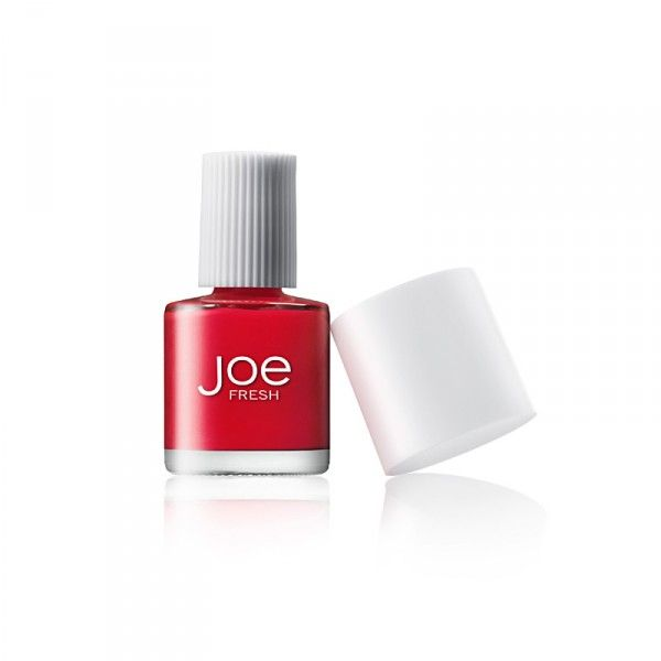 Joe Fresh Nail Polish in Rouge