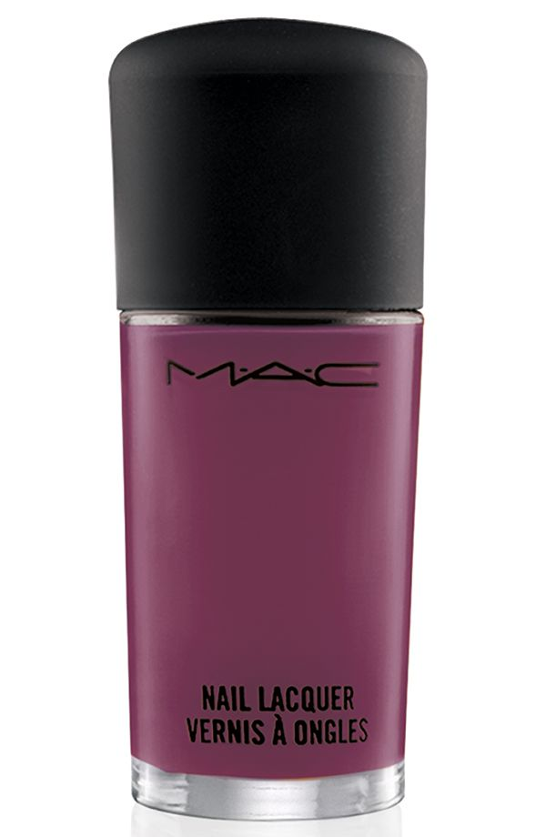 M.A.C. Nail Polish in Rebel
