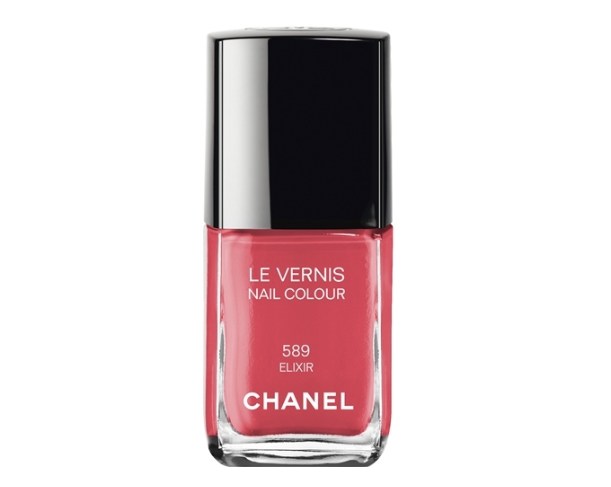 Chanel Le Vernis Nail Color in Elixir